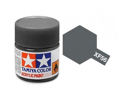 Picture of Tamiya  XF-56 Acrylic 10ML Metallic Grey