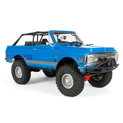 Picture of Axial AXID9058 1/10 SCX10 II '69 Chevrolet Blazer 4WD RTR