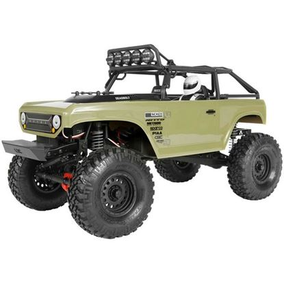 Picture of Axial AXID9066 1/10 SCX10 II Deadbolt 4WD RTR