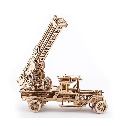 Picture of UGEARS 120310 Model «Fire Truck»