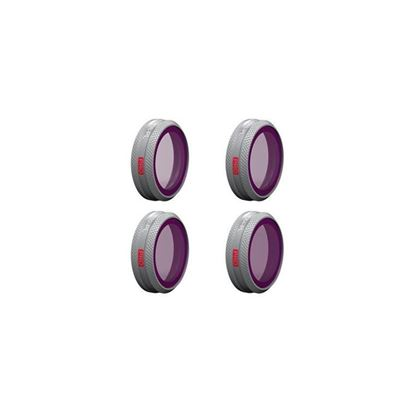 Picture of PGYTech Filter for MAVIC 2 ZOOM - ND/PLSET (Professional)(ND8/PL ND16/PL ND32/PL ND64/PL)