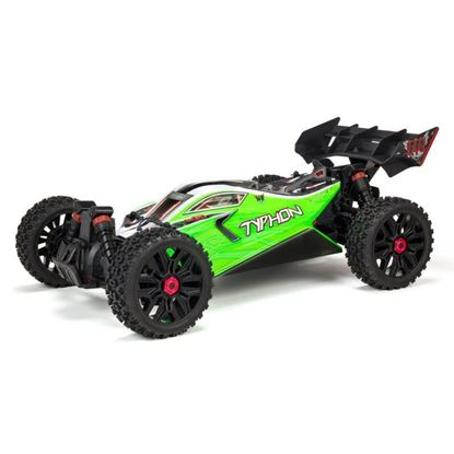 Picture of Arrma ARA102694 1/8 Typhon Buggy 4WD 550 Mega Brushed Green RTR