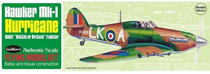 Picture of Guillows GUI 0506 Hawker Hurricane Mk1