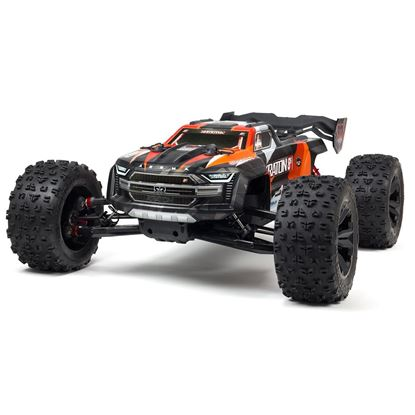 Picture of Arrma ARA110002T2 1/5 KRATON 8S BLX 4WD Speed Monster Truck, Orange