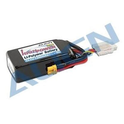 Picture of HBP13002 3S1P 11.1V 1300mAh/30C XT30