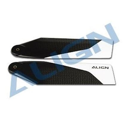 Picture of HQ1200AT 120 Carbon Fiber Tail Blade