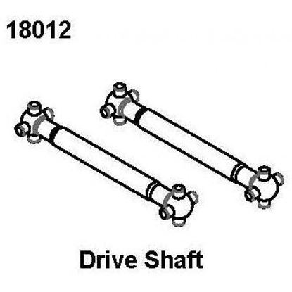Picture of RCPRO 18012 Drive Shaft