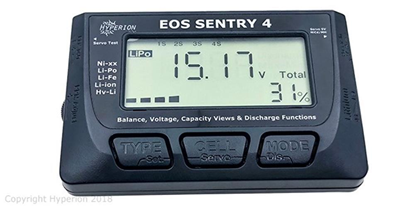 Picture of Hyperion HP-EOS08SENT4 EOS Sentry 4 Battery Checker & Balancer 2~8S