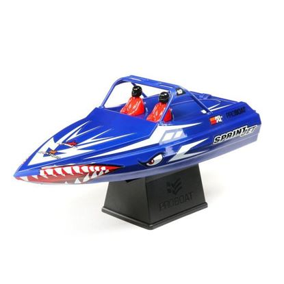 Picture of Proboat PRB08045T2 Sprintjet Brushed RTR, Blue