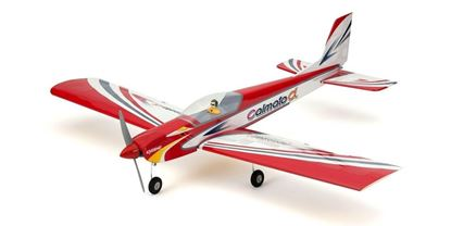 Picture of Kyosho 11257R-C CALMATO ALPHA 40 SPORTS EP/GP- Red