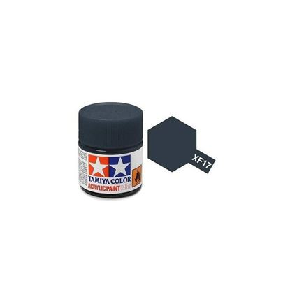 Picture of Tamiya  XF-17 81717 Acrylic 10ML Sea Blue