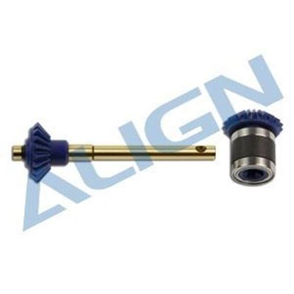 Picture of HE1G006XXW TiN Torque Tube Rear Drive Gear Set/19T