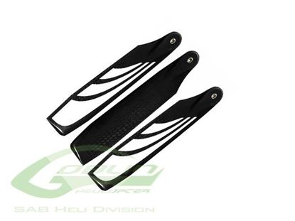 Picture of SAB TAIL BLADES 1053TBS 105 mm [3 BLADES]