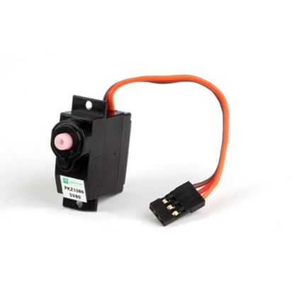 Picture of Parkzone PKZ1080 SV80 Short Lead 3-Wire Servo: AB3