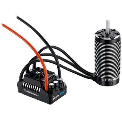 Picture of Hobbywing 38010600 EZRUN MAX 5 Combo w/ 56113SL/800KV Motor