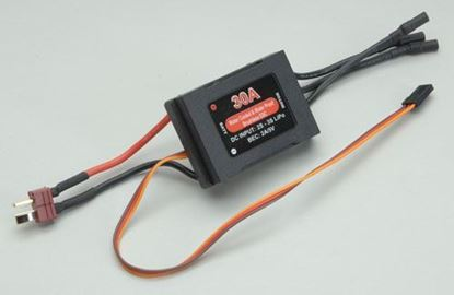 Picture of Joysway 820902 30A Brushless ESC Mono/Mad Shark/Rocket