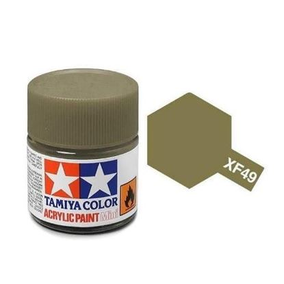 Picture of Tamiya  XF-49 81749 Acrylic 10ML Khaki