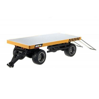 Picture of Huina 1578 Alloy Flat deck trailer 1/10 scale