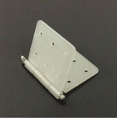 Picture of FP3060-C 10pcs* Nylon Pinned Hinges W16XL29mm