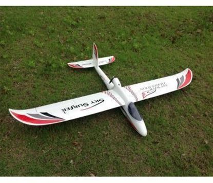 Picture of Xane-RC 1500mm Sky Surfer V5 Glider PNP