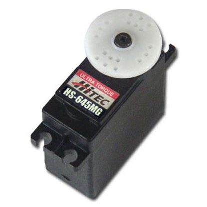 Picture of Hitec HS-645MG Ultra-Torque Servo, 9.6kg