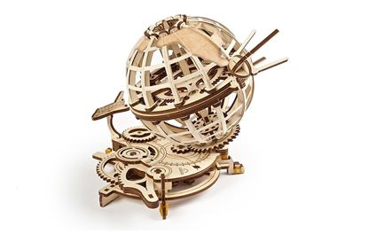 Picture of UGEARS 121096 Globus  mechanical model kit