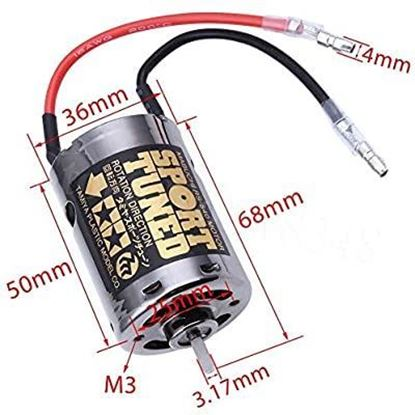 Picture of Tamiya 53068 Sport Tuned Brushed RS-540 Motor