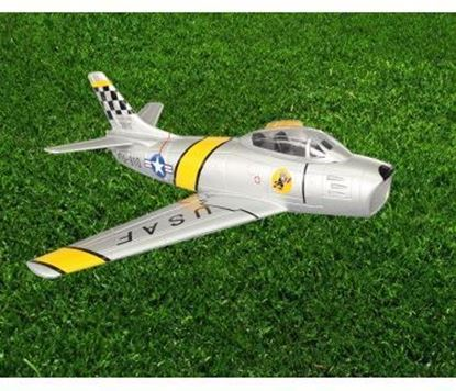 Picture of Xane-RC F-86 Sabre 645mm KIT
