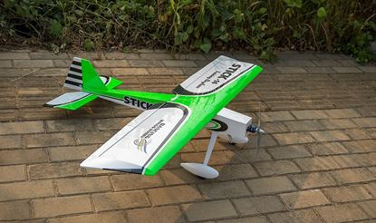 Picture of Dancing Wings TCG1401 STICK-14 3D Sport Plane ARF 1.4M