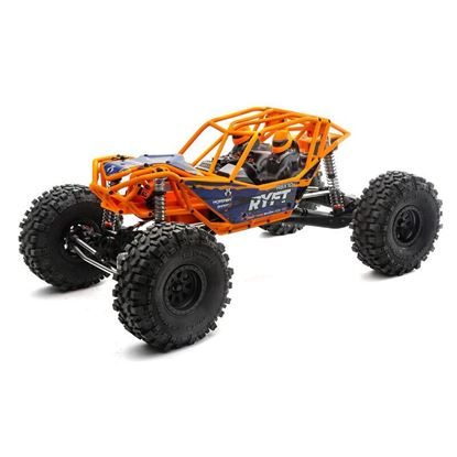 Picture of Axial AXI03005T1 1/10 RBX10 Ryft 4WD Brushless 4S Rock Bouncer RTR, Orange