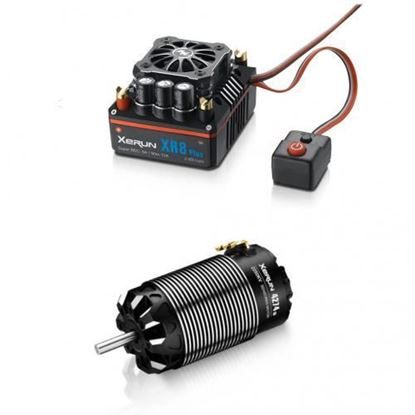 Picture of Hobbywing 38020431 XR8 Plus G2 ESC Combo With 4274 G3 2250Kv Motor