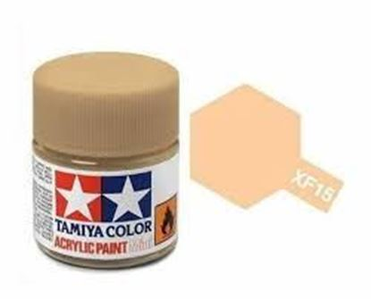 Picture of Tamiya  XF-15 Acrylic 10ML Flat Flesh