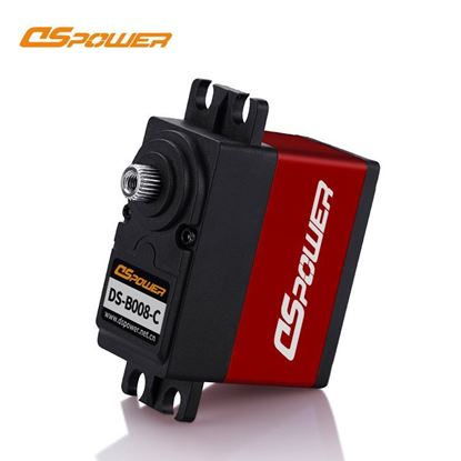 Picture of DS Power DS-B008-C 24kg HV Waterproof High Torque Standard Brushless Servo