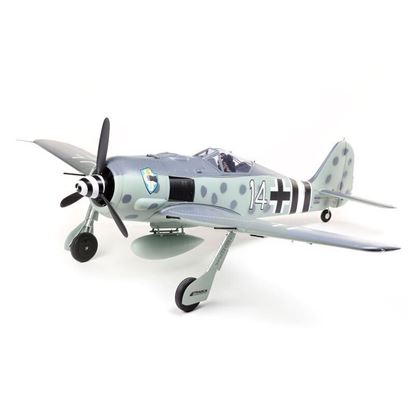 Picture of E-Flite EFL01350 Focke-Wulf Fw190A 1.5m BNF with Smart