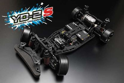 Picture of Yokomo DP-YD2S Yokomo 1/10 RWD EP Drift Car Chassis Kit