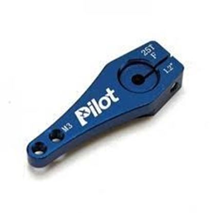 "Picture of Pilot-RC Servo Arm 1.2"" 25T spline"