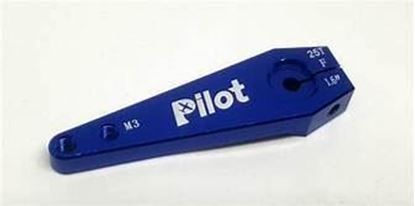 "Picture of Pilot-RC Servo Arm 1.6"" 25T spline"