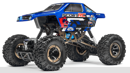 Picture of Maverick MV12505 1/10 Scout RC Crawler RTR