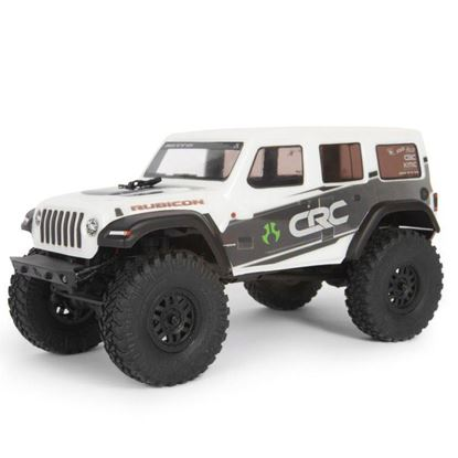 Picture of Axial AXI00002T1 1/24 SCX24 2019 Jeep Wrangler JLU CRC Rock Crawler 4WD RTR- White