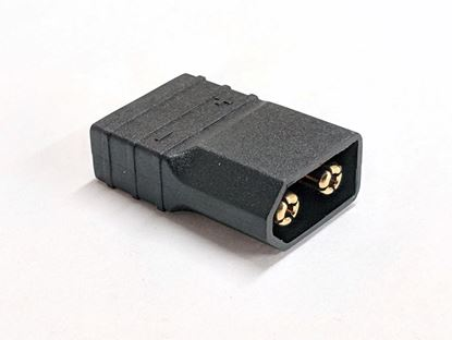 Picture of FUSE40001 XT60 male to Traxxas female adapter