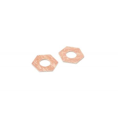 Picture of Axial AX31068 Slipper Pad 32.8x15.2x1mm Suits Yeti