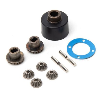 Picture of Axial AXI232053 Differential, Gears, Housing: RBX10