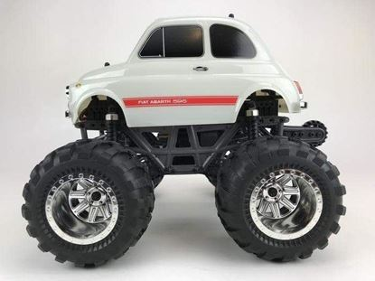Picture of Cen Racing 8912 Fiat Abarth 595 1/12 Scale 2WD RTR Monster Truck Q-Series
