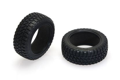 Picture of Cen Racing CD0501 F450 SD FURY M/T Tire 40/15.5R/26LT DL-Series. 2 Tires