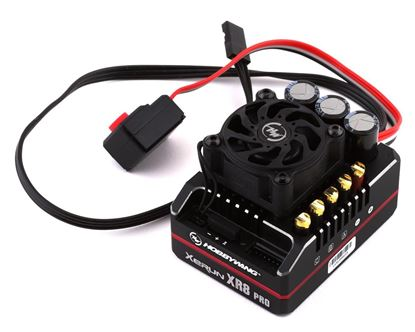 Picture of Hobbywing 30113302 XR8 Pro G2 1/8 Competition Sensored Brushless ESC