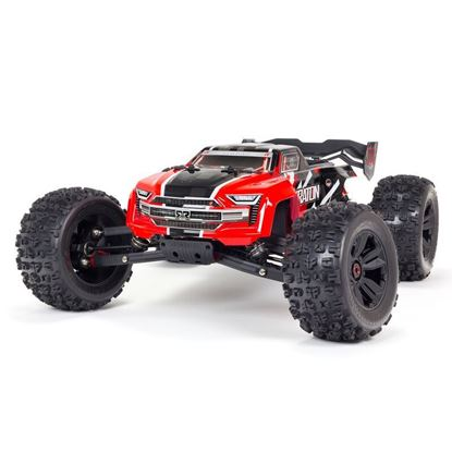 Picture of Arrma ARA8608V5T1 Kraton 6s BLX 1/8 Speed Monster 4wd RTR 60+ MPH Red