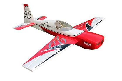 Picture of Pilot-RC Laser – 73″ (1.85m) Colour 01 Red