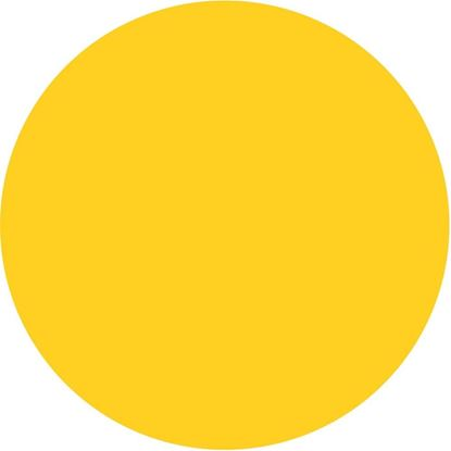 Picture of Oratex fabric 10-030-002  - width: 60 cm - length: 2 m Cub Yellow