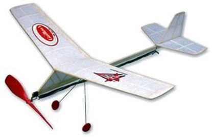 Picture of Guillows GUI 4301 Build-N-Fly Cloud Buster Skill Level 3