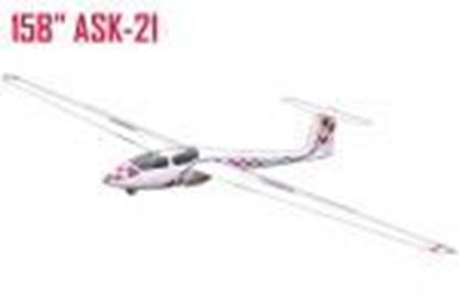 Picture of High Ridge Soaring ASK-21 Glider 157 inch (4 metres)